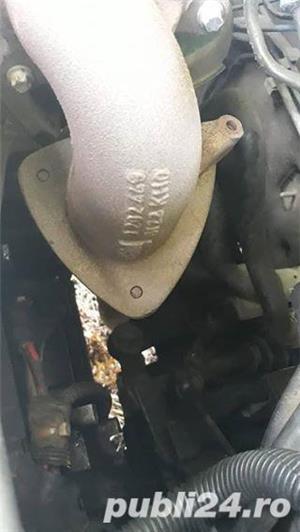 Dezmembrez opel vectra B motor 2.2 - imagine 2