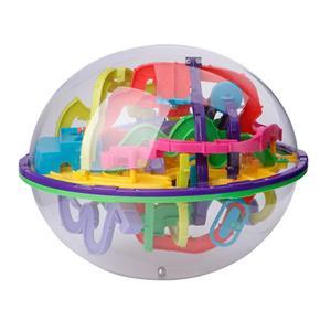 Puzzle 3D Tricky Twist, perplexus, joc copii, adulti, maze, balon labirint. Nou - imagine 1