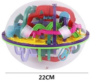 Puzzle 3D Tricky Twist, perplexus, joc copii, adulti, maze, balon labirint. Nou - imagine 3