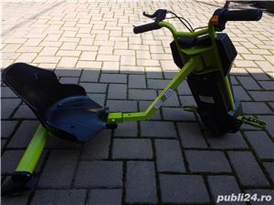 Tricicleta electrica DriftTrike Freewheel - imagine 2