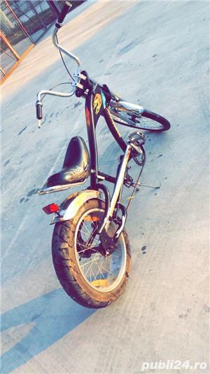 Low rider/ chopper bike - imagine 1