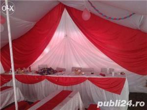 Aranjamente nunti si botezuri la cort sau local  - imagine 4