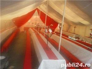Aranjamente nunti si botezuri la cort sau local  - imagine 1
