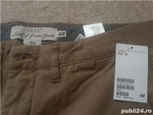 Pantaloni scuri hm - imagine 4
