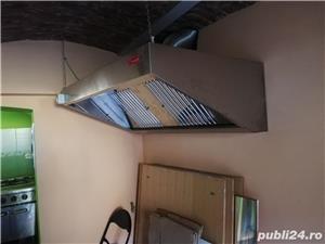 Vand hota de perete pentru restaurant - imagine 1
