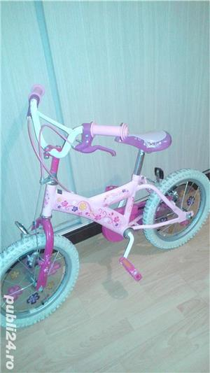 vand bicicleta Barbie 14' - imagine 1