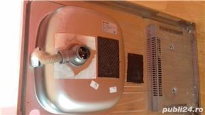 Plita electrica + Chiuveta inox - imagine 2