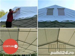 NOU Cort Professional Plus 4x12 PVC 550 gr, 2 m, IGNIFUG - imagine 3