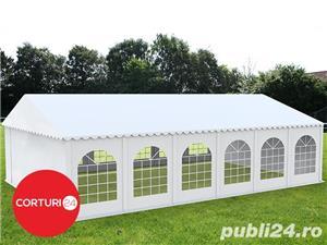 NOU Cort Professional Plus 4x12 PVC 550 gr, 2 m, IGNIFUG - imagine 1
