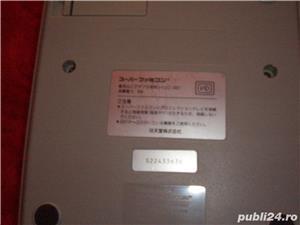 Super Nintendo Famicom + 2 jocuri (schimb) - imagine 2