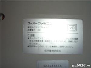 Super Nintendo Famicom + 2 jocuri (schimb) - imagine 3