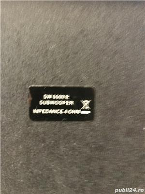Philips SW 6500 E Subwoofer - imagine 8