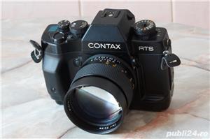 Contax RTS III , aparat foto profesional pe film 24x36mm - imagine 2