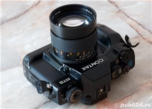 Contax RTS III , aparat foto profesional pe film 24x36mm - imagine 3