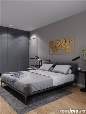 Apartamente cu 2 camere decomandate 64.34mp, finisaje premium - imagine 3