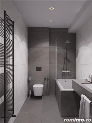 Apartamente cu 2 camere decomandate 64.34mp, finisaje premium - imagine 9