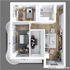Apartament sistem RATE 3 camere, Tatarasi - Metalurgie - imagine 3