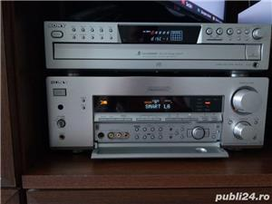 Receiver Sony STR DB 840 QS ,Hi-Fi bolid 14 kg ,impecabil ! - imagine 1