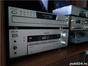 Receiver Sony STR DB 840 QS ,Hi-Fi bolid 14 kg ,impecabil ! - imagine 2
