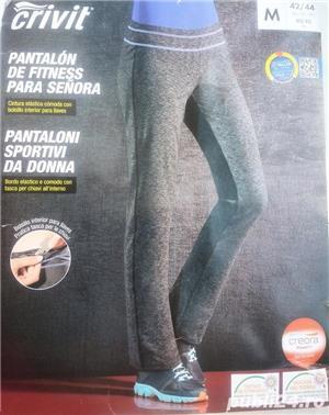 CRIVIT pantaloni sport NOI, M - imagine 1