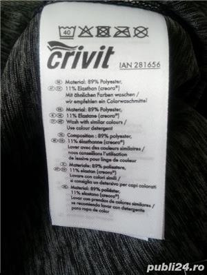 CRIVIT pantaloni sport NOI, M - imagine 4