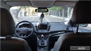 Ford Kuga 2.0 150cp 4x4 Automata 40.000 km 2017  - imagine 10