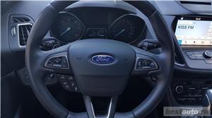 Ford Kuga 2.0 150cp 4x4 Automata 40.000 km 2017  - imagine 6