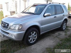 Mercedes-benz ML 270 - imagine 8