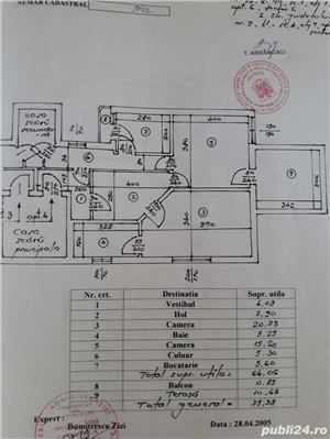 apartament 3 camere 68 mp pret 95000 euro dristor mall lake et 8/10 - imagine 2