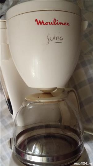 Vand cafetiera Moulinex Solea,model BCA1 - imagine 1