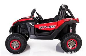 UTV Rocker Premium 4x 45W 2x12V 4WD 2 locuri  - imagine 4