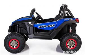 UTV Rocker Premium 4x 45W 2x12V 4WD 2 locuri  - imagine 7