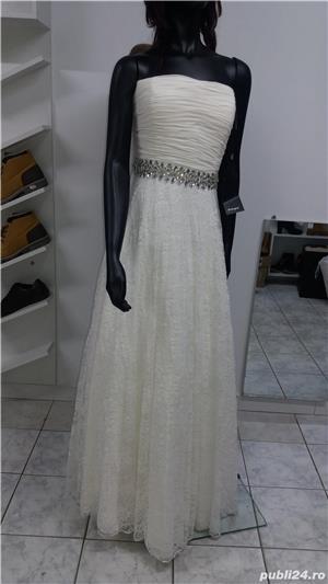 Rochie de mireasa - noua, cu eticheta . - imagine 5