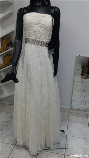 Rochie de mireasa - noua, cu eticheta . - imagine 1