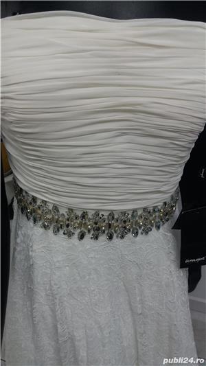 Rochie de mireasa - noua, cu eticheta . - imagine 7