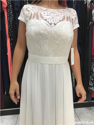 Rochie de mireasa Young Couture by Barbara Schwarzer - noua, cu eticheta, marimea 40 .  - imagine 3