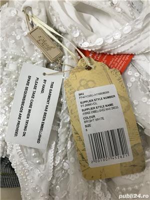 Rochie Frock and Frill, noua, cu eticheta . Marime UK 8 (36 ).  - imagine 3