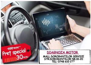 Diagnoza auto Cluj 30 lei - imagine 1