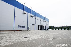 Spatiu industrial de inchiriat 400 m2 - 4.15 eur/m2 - imagine 5