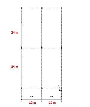 Spatiu industrial de inchiriat 880 m2 - 4 Eur/m2 - imagine 4