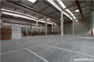 Spatiu industrial de inchiriat 880 m2 - 4 Eur/m2 - imagine 1