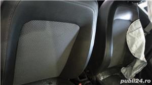 Vand interior scaune piele semipiele Opel Corsa D cu incalzire. Scaunul sofer are ceva uzura - am po - imagine 1