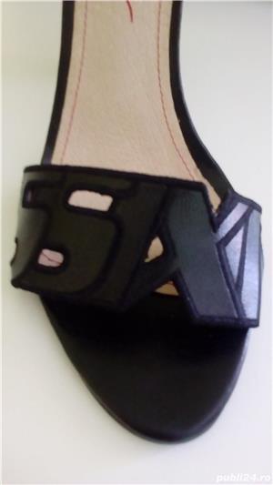 Sandale Miss Sixty noi cu eticheta 37 - imagine 1