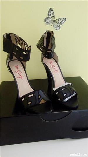 Sandale Miss Sixty noi cu eticheta 37 - imagine 3