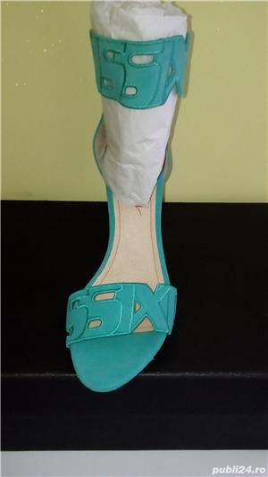 Sandale Miss Sixty noi cu eticheta 37 - imagine 7