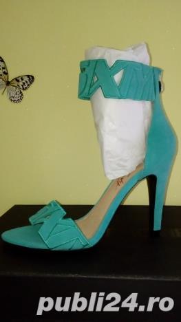 Sandale Miss Sixty noi cu eticheta 37 - imagine 8