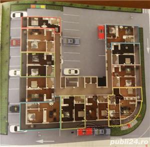 Mamaia Nord, apartament in bloc nou, vedere la mare - imagine 3