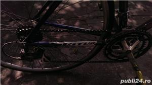 Bicicleta Cursiera Vitus Super Seven - imagine 1