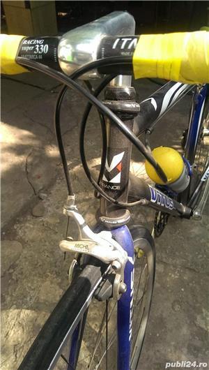 Bicicleta Cursiera Vitus Super Seven - imagine 4