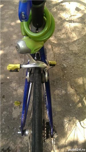 Bicicleta Cursiera Vitus Super Seven - imagine 3